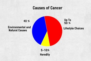 Causes of Cancer InfoGraphic